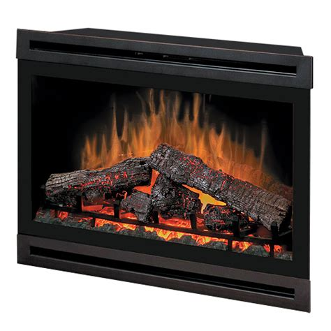 high end electric fireplaces dimplex 33 quot in electric fireplace df3033st