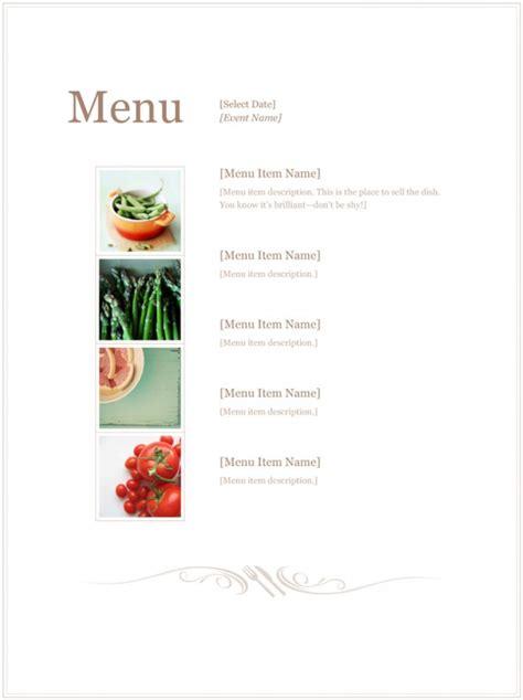 speisekarten vorlagen zum gestalten saxoprint blog