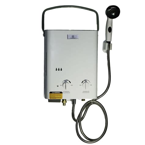 Water Heater Compact eccotemp l5 portable tankless water heater eccotemp l5