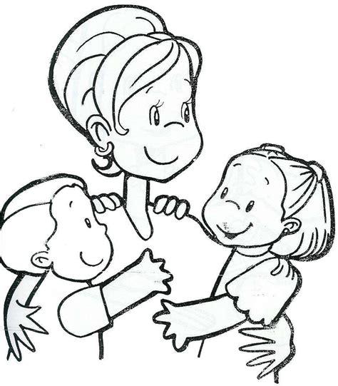 dibujos para colorear regalo del da de la madre dibujos del d 237 a de la madre para colorear en el colegio