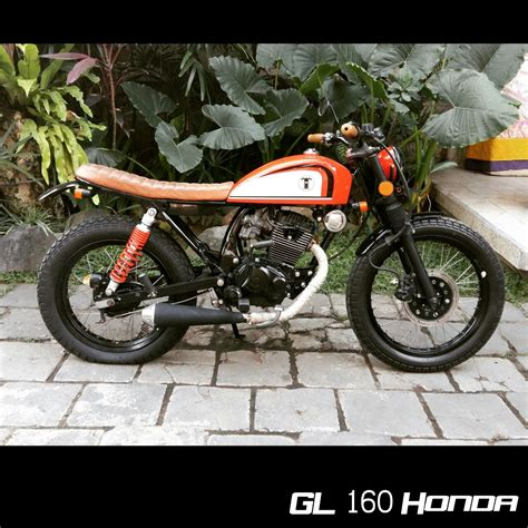 Sparepart Honda Gl Pro Black Engine treasure s gl 160 honda custom bali