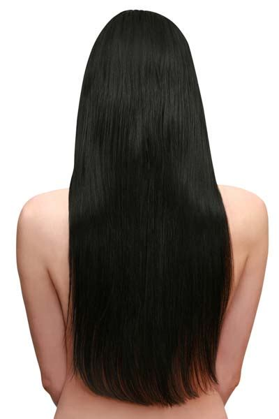 straight back hairstyle long hairstyles u shaped v shaped or straight across back