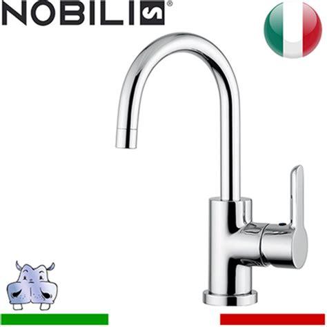 rubinetto nobili miscelatore rubinetto monocomando lavabo canna a ombrello