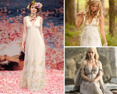 dress empire waist floral pattern white v neck