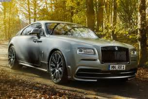 Rolls Royce Made In Spofec Rolls Royce Wraith Boosted To 717 Horsepower