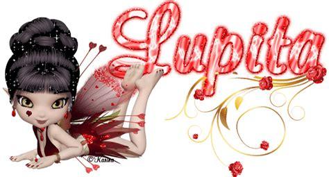 imagenes animadas nombre lupita nombre lupita te quiero imagui