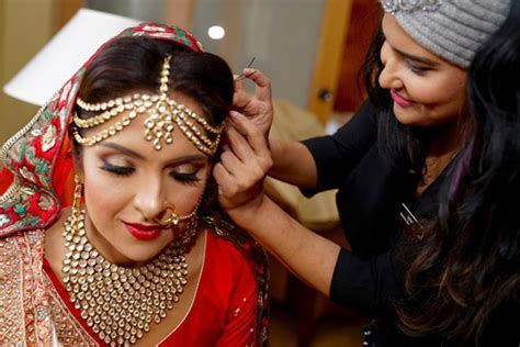 20  best Indian bridal makeup artists in Singapore trusted