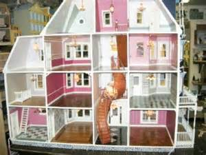 Queen Anne House Plans Glencliff Dollhouse Kit 665 00 Miniature Dollhouses