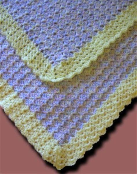 Free Shell Crochet Baby Blanket Pattern by Free Pattern This Newbie Shell Afghan Works Up Quickly