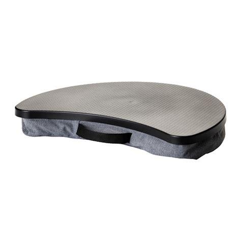 cuscino porta pc byllan supporto per pc portatile vissle grigio nero ikea