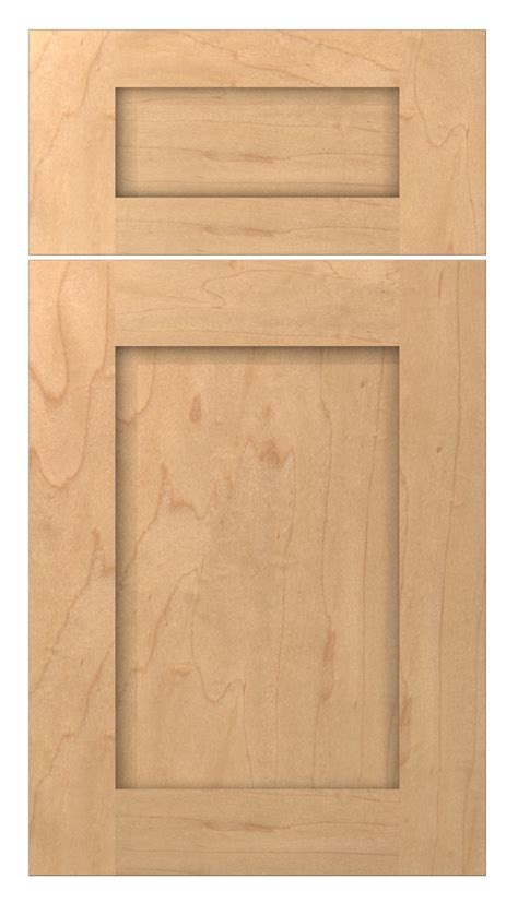maple shaker style cabinets maple wood shaker door style sesame finish kitchen