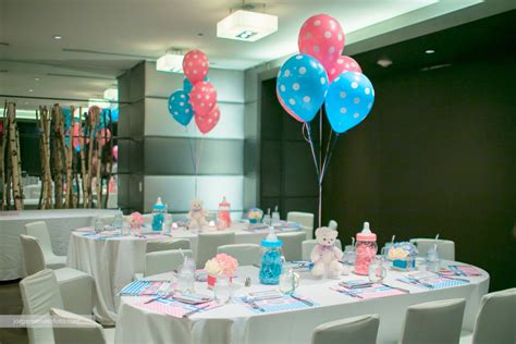 Chevron Themed Baby Shower by Chevron Themed Gender Reveal Baby Shower Project Nursery