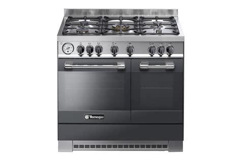 tecnogas cucine catalogo pro92m5b pro92m5x nero opaco gas elettrico stile pro