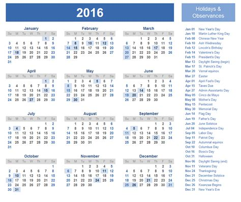 holidays and observances in vietnam in 2016 2016 calendar with holidays and observances calendar