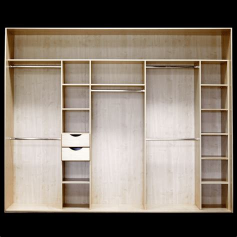 Fitted Wardrobe Internals wardrobe internals bydesign kitchens and bedrooms