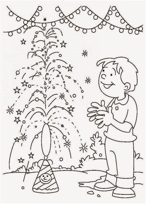 Diwali Coloring Sheets For Kids Free Coloring Sheet Diwali Coloring Pages For