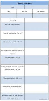 printable book report form printable book report form sample printable book report free middle school printable book report form blessed