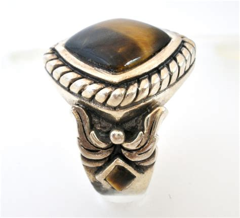 the jewelry s store vintage 925 sterling silver rings