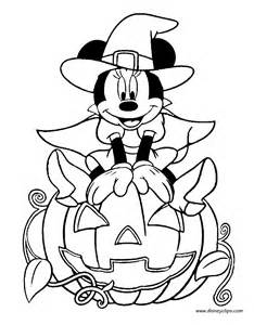 disney halloween coloring pages 4 disney wonders