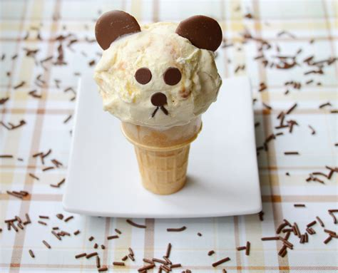 bear ice cream food art bear ice cream cones 183 kix cereal