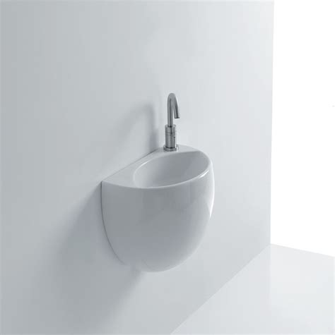 high end bathroom sinks high end small 16 0 quot ceramic wall mounted sink