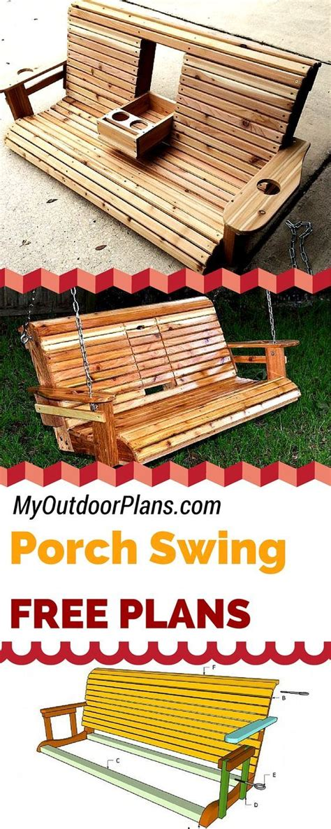 porch swing kits free porch swing plans learn how to build a porch swing