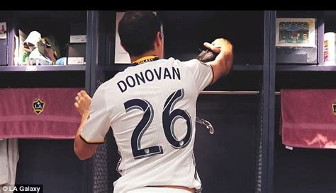 The Turn Out For The The La Galaxy Vs Chelsea Fc Match by Landon Donovan Comes Out Of Retirement To Answer La Galaxy