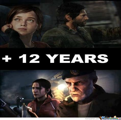 The Last Of Us Memes - the last of us was just a prequel by mrcriticasesp meme