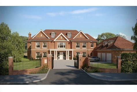 six bedroom house 6 bedroom detached house for sale in sunningdale
