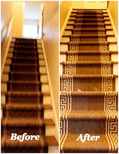 greey key stair runner from lowe s for the home pinterest