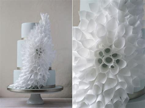paper flower wedding tutorial wafer paper flowers tutorials cake geek magazine