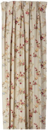 pinch pleat drapes 120 x 84 discount deals fireside floral pinch pleated 120 inch by