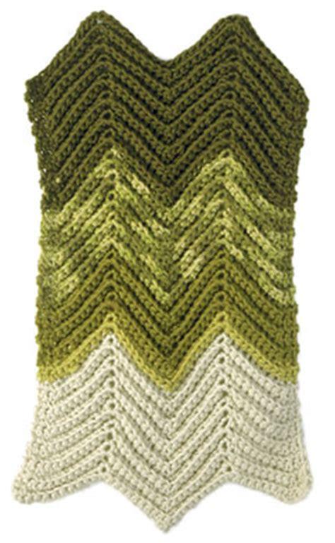 crochet wave ripple pattern stitch knitting bee madrid comfort ripple stitch crochet afghan knitting bee