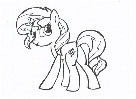 Sunset Shimmer By Darkamethyst1 On Deviantart My Pony Equestria Coloring Pages Sunset Shimmer Printable