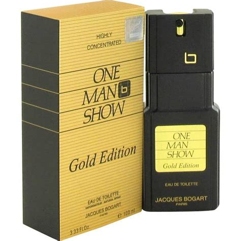 Parfum One Show one show gold cologne for by jacques bogart