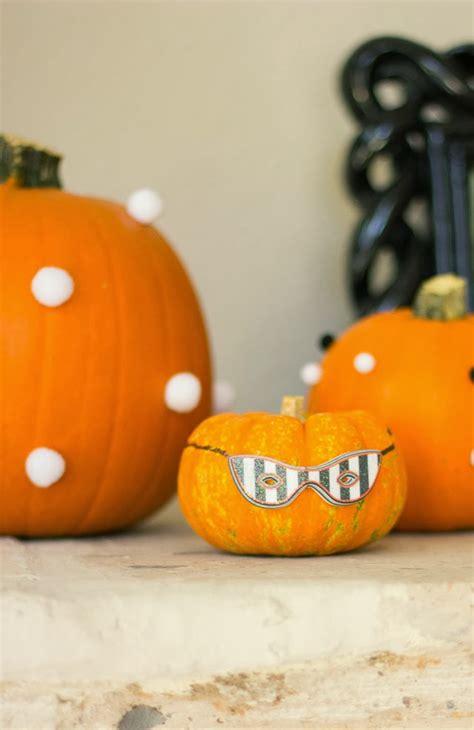 Pumpkin Decorating by Pumpkin Decorating Ideas Honest To Nod