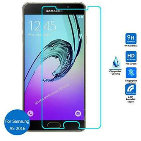 Tempered Glass Samsung A5 2016 Gorilla Glass Samsung A510 T3010 samsung galaxy a5 2016 tempered glass lasikalvo kirkas tt kauppa fi