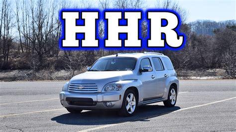 chevrolet hhr lt regular car reviews youtube