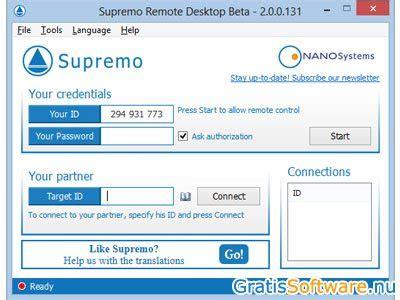supremo software supremo downloaden gratis remote desktop software