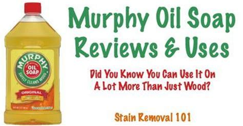 Murphy's Oil Soap Reviews And Uses