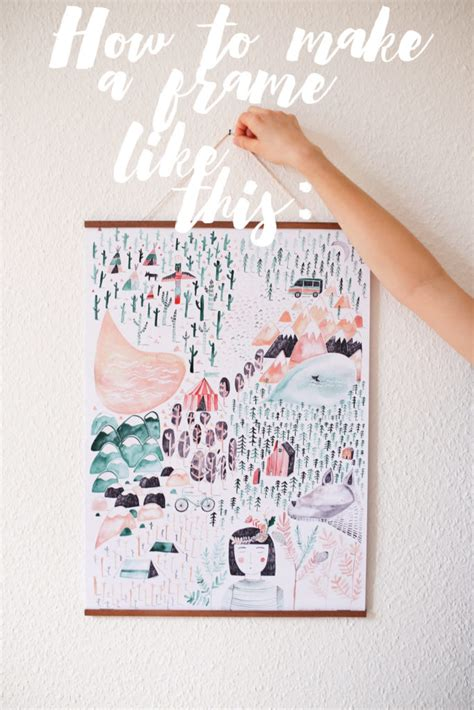 creative ways to hang posters 10 creative ways to hang photos without frames page 4 of 4