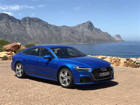2019 Audi A7 Frankfurt Auto Show by 2019 Audi A7 Drive Review Evolution In Africa Page 3