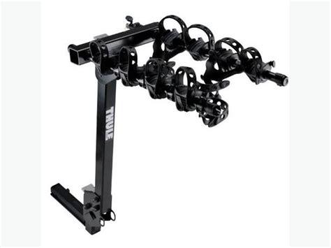 used thule bike rack thule 954 ridgeline 4 bike rack for sale victoria city victoria