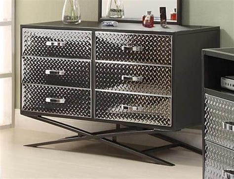 metal bedroom dresser buy low price spaced out gun metal grey kids drawer