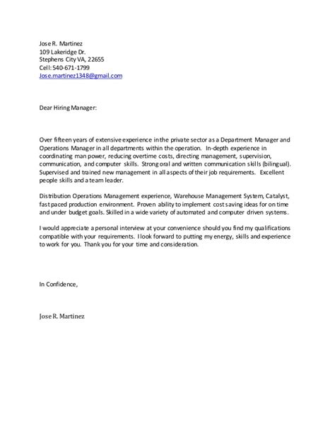 cover letter sle it professional professional cover letter sle professional 28 images