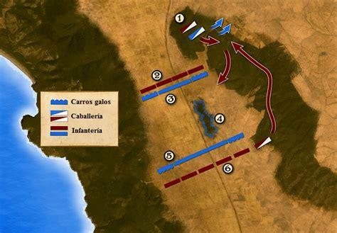 la batalla 8 000 efectivos del ejercito israel en la guerra contra galos etruscos y ligures 285 172 ac