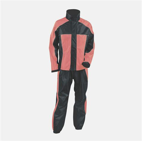 motorcycle rain suit ladies women s motorcycle rain suit rain gear pink black