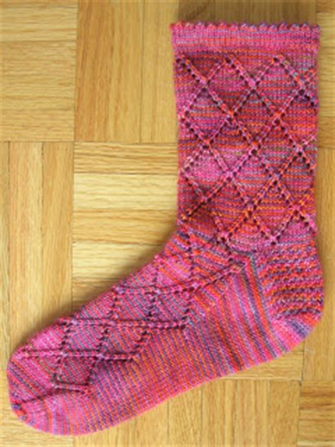 knitting term skpo miknits patterns lace socks