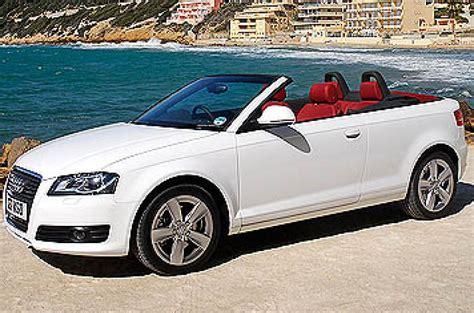 Audi A3 1 8 by Audi A3 Cabriolet 1 8 Tfsi Review Autocar