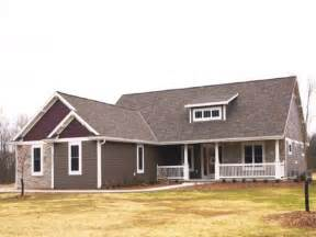 Craftsman Style Ranch Home Plans by Ranch Style Homes With Porches Craftsman Style Ranch Homes